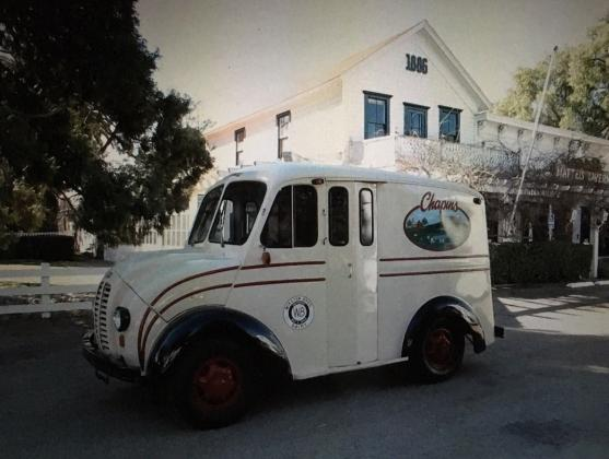 1955 Divco 1955 3 Door Milk Truck
