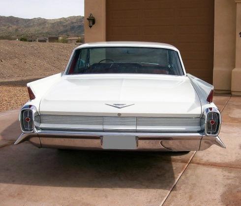 1962 Cadillac DeVille Coupe Original Survivor