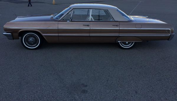 1964 Chevrolet Impala Base Hardtop 4.6L