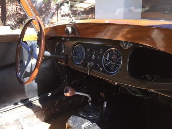 1967 Morgan Plus Four Roadster Convertible