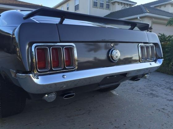 1970 Ford Mustang Mach I 428 SCJ