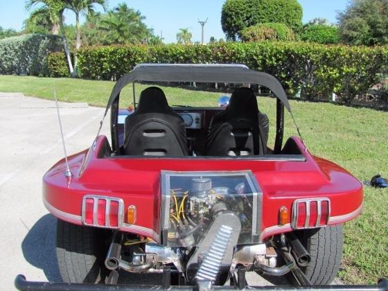 1971 Volkswagen Dune Buggy Bimini top