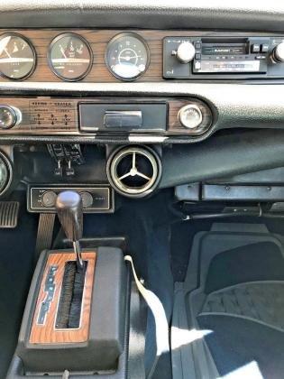 1971 Volvo P1800 E Coupe Original