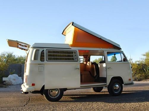 1972 Volkswagen Bus/Vanagon Westfalia