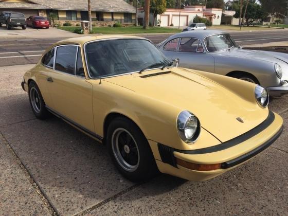 1974 Porsche 911 Upgraded 3.0