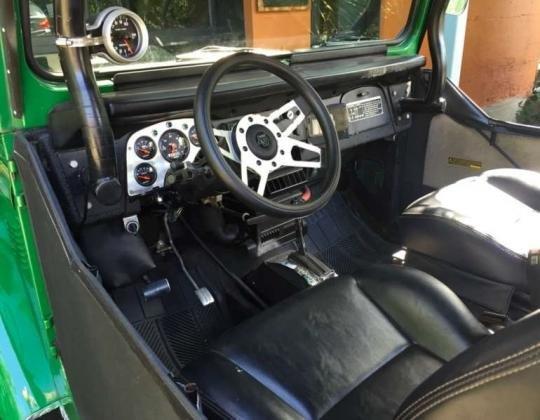 1978 Toyota FJ40 4x4 Land Cruiser