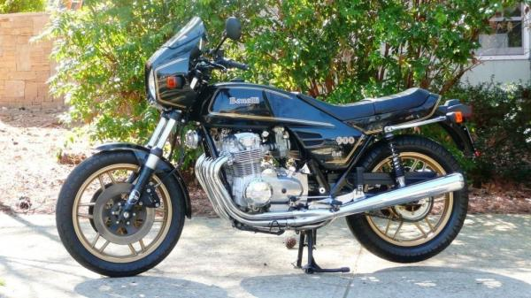 1983 Benelli Benelli 900 SEI