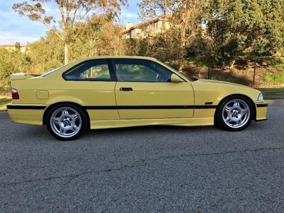 1995 BMW M3 E36 Sports Coupe