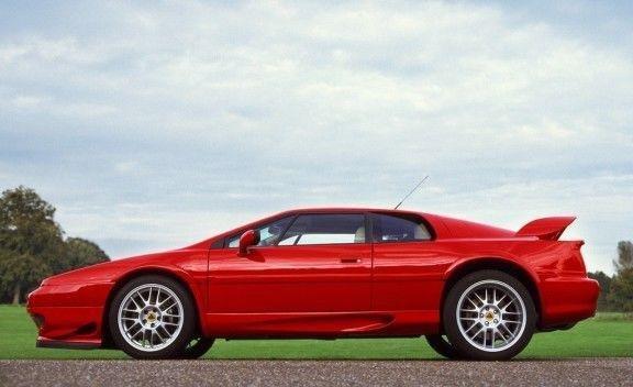 2001 Lotus Esprit GT Twin Turbo V8 Supercar