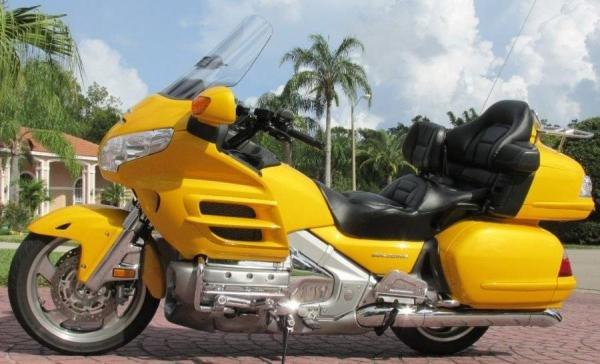 2010 Honda Gold Wing GL1800 Original