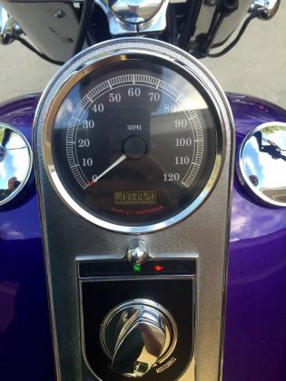 2012 Harley Davidson Softail Fatboy