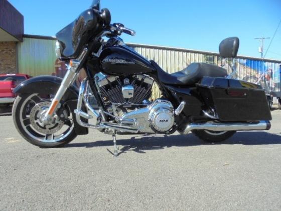 2013 Harley-Davidson FLHX103 - STREET GLIDE