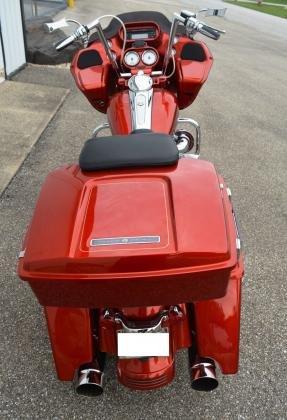 2013 Harley-Davidson FLTRX-Road Glide Custom Touring Candy Orange