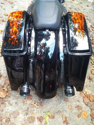 2013 Harley-Davidson Touring Custom Street Glide