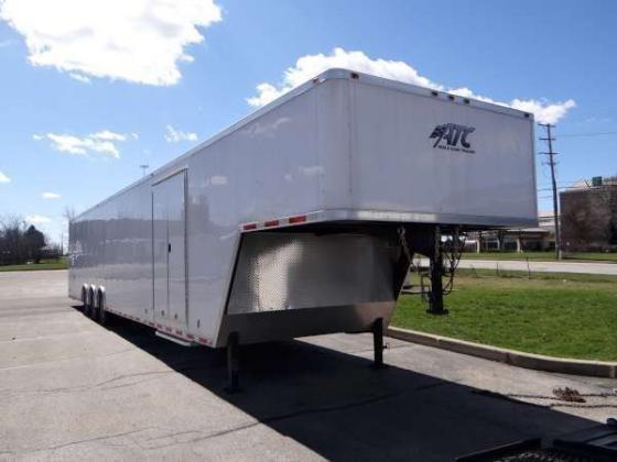 2014 ATC 48' Racing Truck Hauler Quest Steel Trailers
