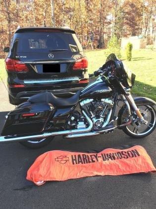 2015 Harley-Davidson Streetglide Special FLHXS Touring