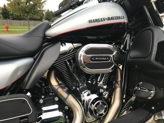 2015 Harley Davidson Ultra Limited FHLTK