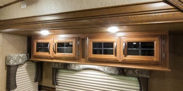 2015 Palomino Sabre 33RETS-6 Luxury Rear living Room 5th Fifth Wheel