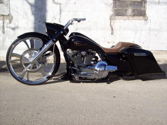 2016 Harley Davidson Road King Custom