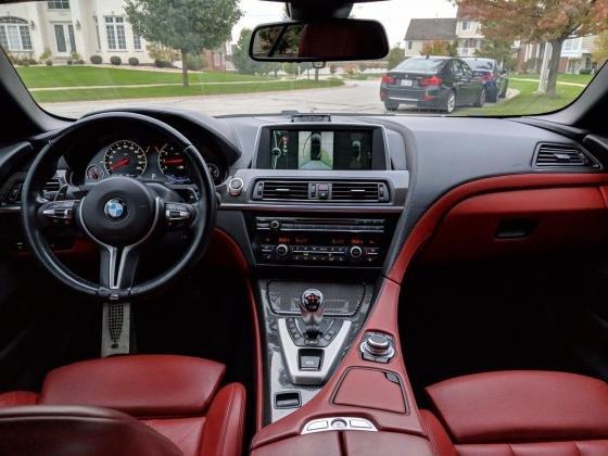 2013 BMW M6 Convertible 4.4L