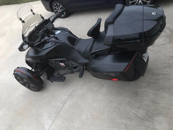 2016 Can-Am Spyder Limited Special