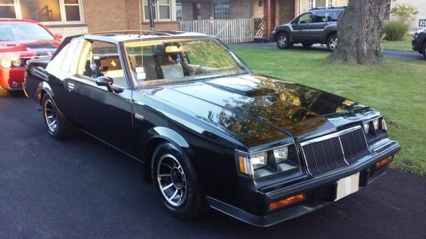 1985 Buick Grand National Regal T-Tops