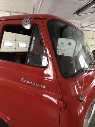 1962 Ford Econoline Truck