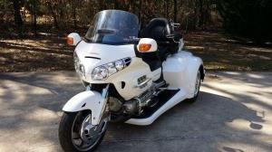 2004 Honda Goldwing 1800GL Trike