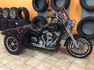 2015 Harley Davidson Touring Free Wheeler FLRT