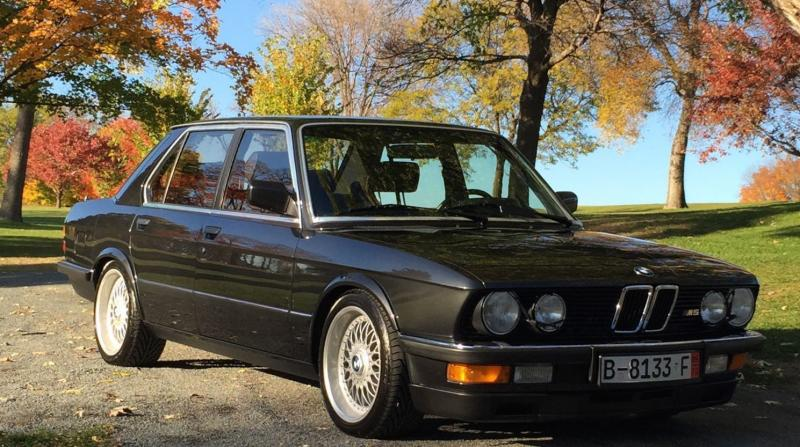 1985 bmw e28 m5 saloon 1985 bmw m5 car for sale in murfreesboro tn 4953402732 used cars on. Black Bedroom Furniture Sets. Home Design Ideas