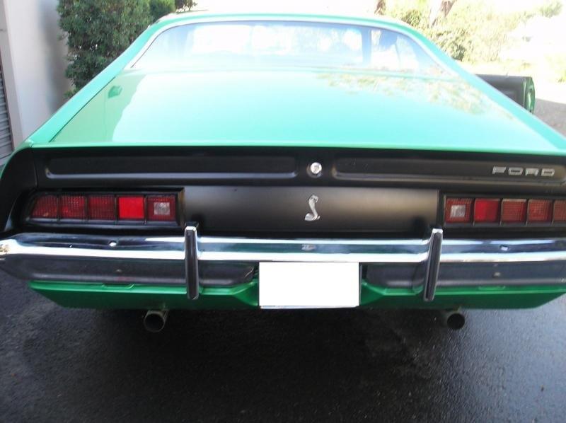 Cars - 1971 Ford Torino Cobra