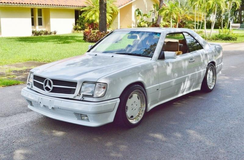 Cars - 1988 Mercedes-Benz 300CE AMG TWIN TURBO