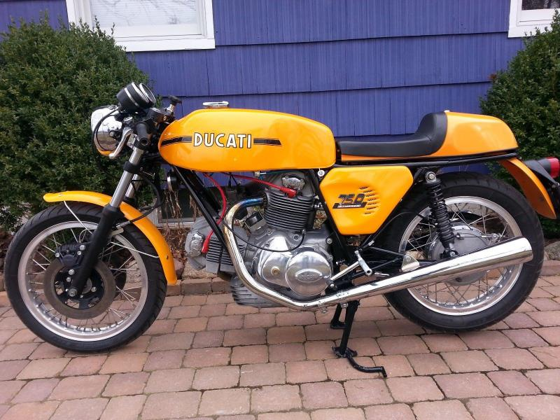 Wondrous Motorcycles 1974 Ducati Bevel Drive 750 Sport Restored Wiring Digital Resources Indicompassionincorg