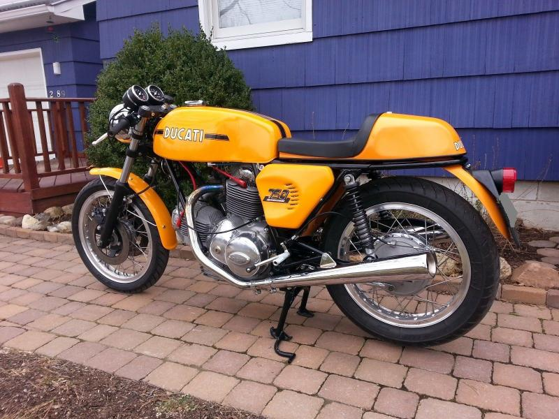 Super Motorcycles 1974 Ducati Bevel Drive 750 Sport Restored Wiring Digital Resources Indicompassionincorg