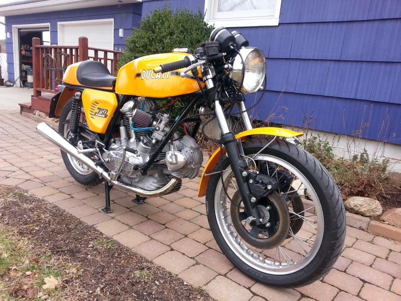 Excellent Motorcycles 1974 Ducati Bevel Drive 750 Sport Restored Wiring Digital Resources Indicompassionincorg