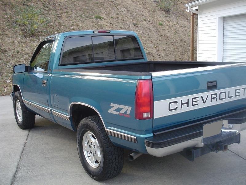 Cars - 1997 Chevrolet Silverado 1500 CK Pickup 4x4