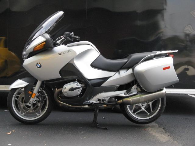 Motorcycles 2007 Bmw R Series R1200 Rt