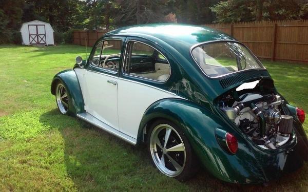1967 Volkswagen Beetle-Classic