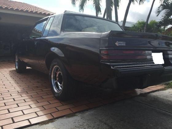 1986 Buick Grand National Original