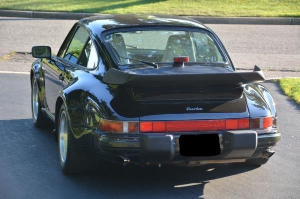 1987 Porsche 911-930 Turbo Coupe