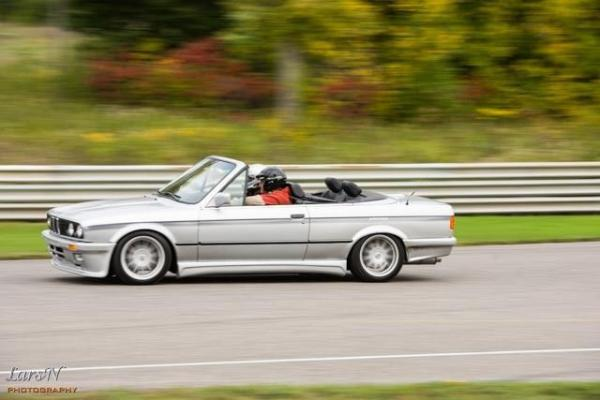 1990 BMW 325ic E30 Hartge H35 Tribute