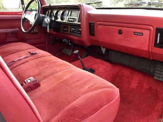 1991 DODGE RAM LE 4WD W-250 5.9L CUMMINS TURBO DIESEL