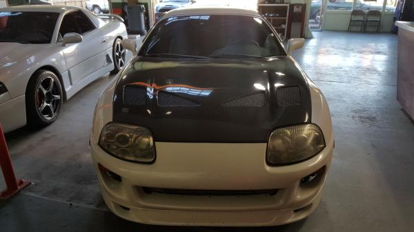 1993 Toyota Supra Turbo 6-Speed