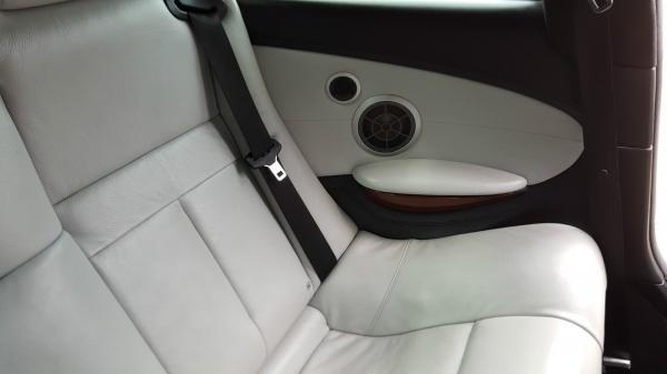 2007 BMW M6 Coupe Rare Manual White Interior