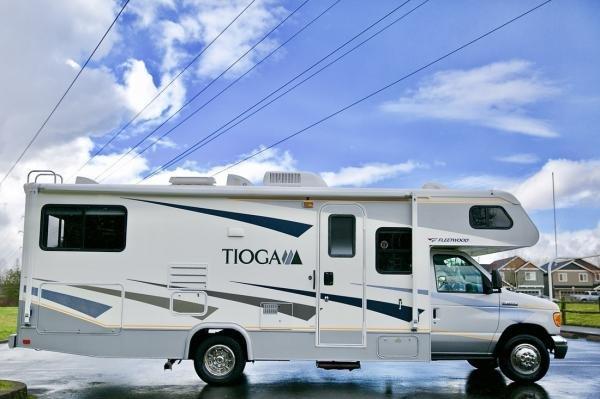 2007 Fleetwood Tioga 26Q Model 27