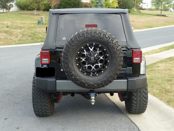 2007 Jeep Wrangler Unlimited Black Manual 4WD V6