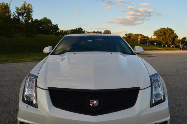 2009 Cadillac CTS Hennessey HPE700