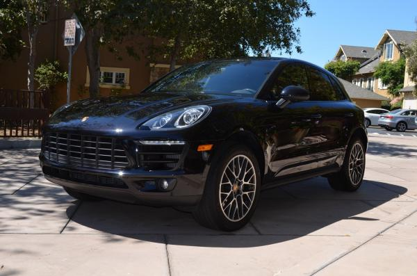 2015 Porsche Macan S 3.0L Mint Condition