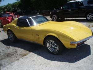 1972 Chevrolet Corvette Stingray T-top SURVIVOR