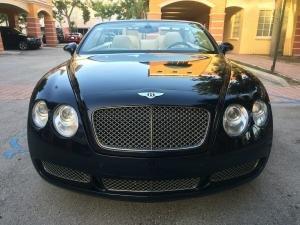 2007 Bentley Continental Convertible GTC W12 Twin Turbo